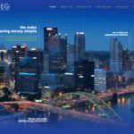 CEG Website Homepage