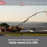Fi-Hoff website homepage