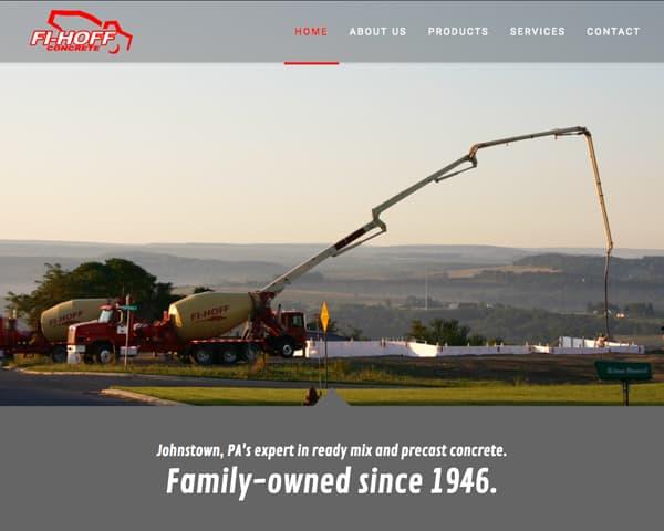 Fi-Hoff Website