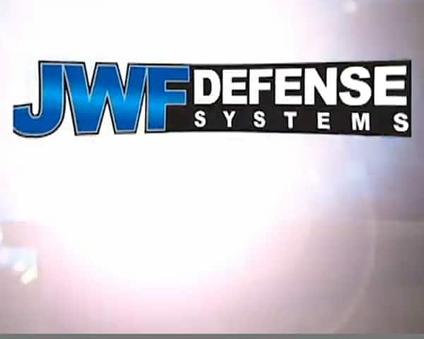 JWF Defense Systems Logo