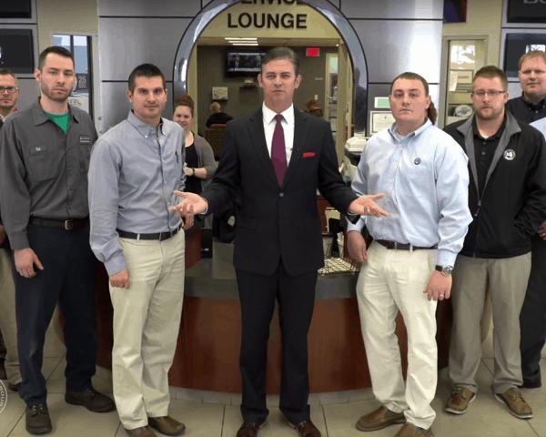 Laurel Auto Group Service Commercial