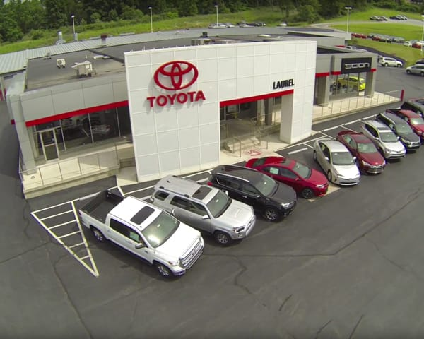 Laurel Toyota – Best in Town Video