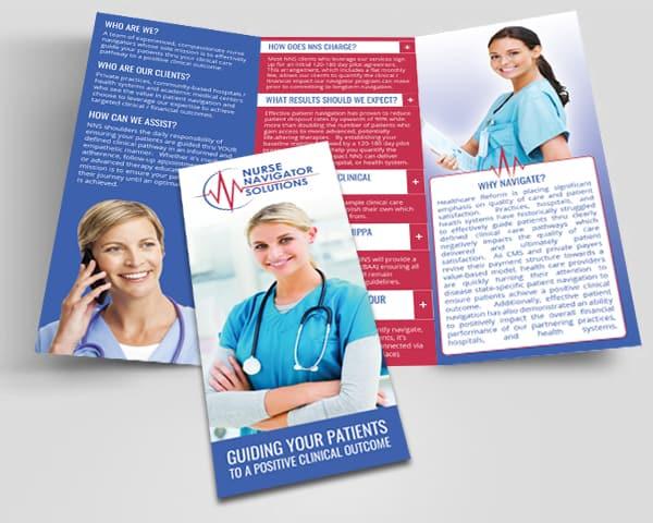 Nurse Navigator Print Materials