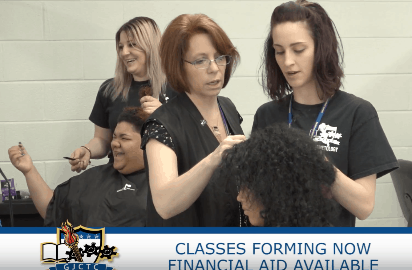GJCTC Cosmetology :15 Commercial