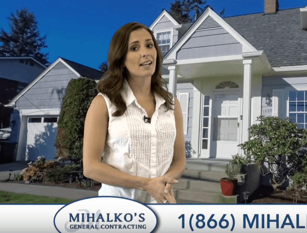 """Mihalko's General Contracting – """"Your Remodeling Project"""" :15"""