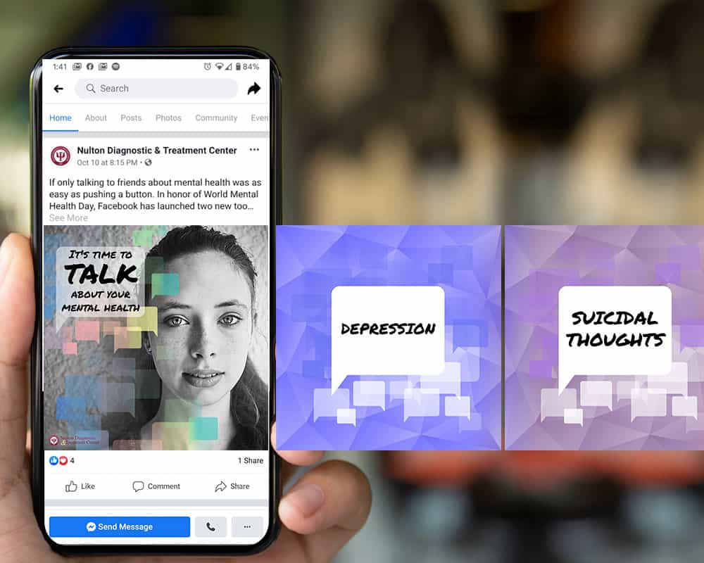 "Nulton Diagnostics & Treatment Center ""Talk"" Facebook series"