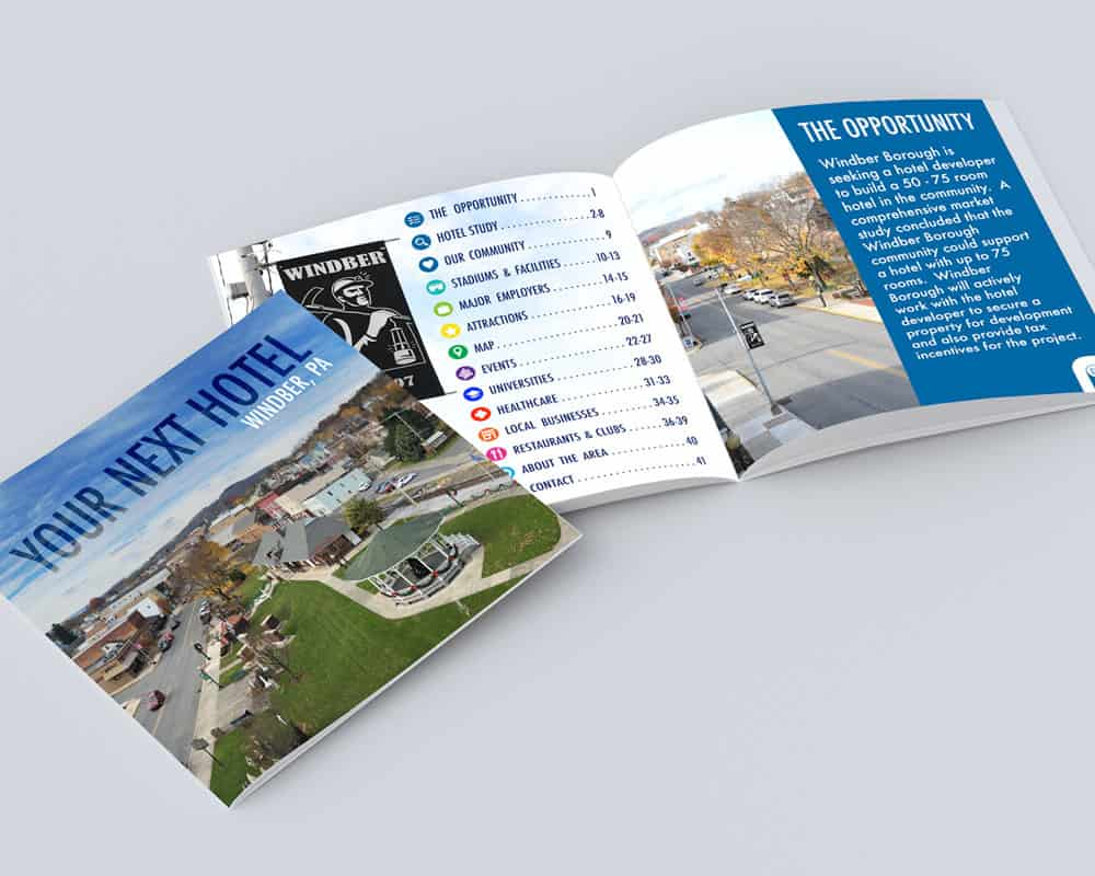 Windber Borough Booklet